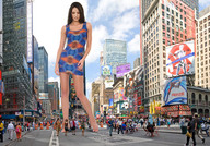 barefoot brunette buildings city collage crowd giantess looking_down olivia_munn people sky street wonderslug // 1884x1318 // 861.3KB