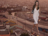 amanda_bynes brunette city clothed collage feet giantess shoes street unknown_artist walking // 1024x768 // 781.3KB