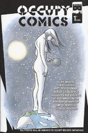 comic comic_cover drawing giantess giga_giantess monochrome moon nude planet // 495x750 // 866.9KB